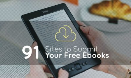 91 Ebook Submission Sites To Promote Your Free Ebooks
