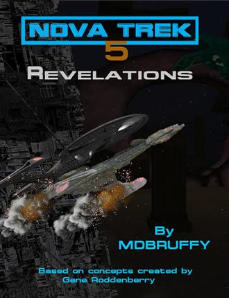 Novatrek 22 Free Sci-Fi Fan Made Comic
