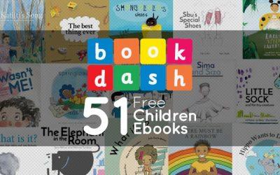 51 Free Children Ebooks by BookDash