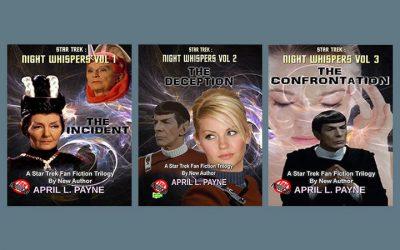 Star Trek (Original Series) Fan Fiction Trilogy