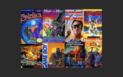 Free Classic Game Covers: Confessions of An Art Junkie