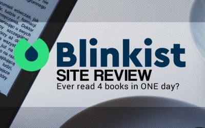 Blinkist – Site Review