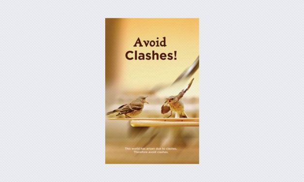 Avoid Clashes