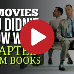 (Video) 17 Movies You Didn't Know Were Adapted From Books