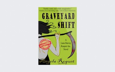 Graveyard Shift – Book 1 of Lana Harvey, Reapers Inc.