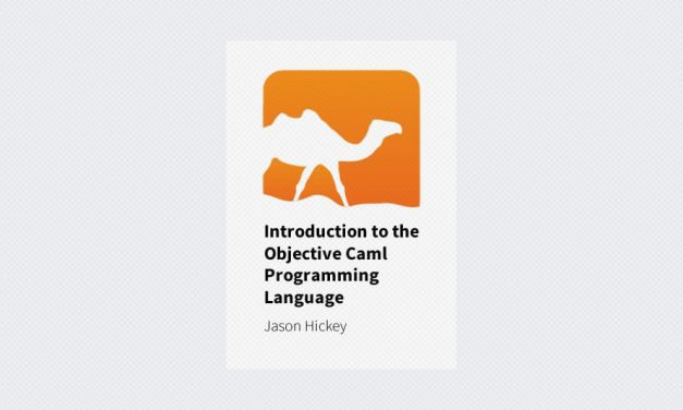 Introduction to the Objective Caml Programming Language