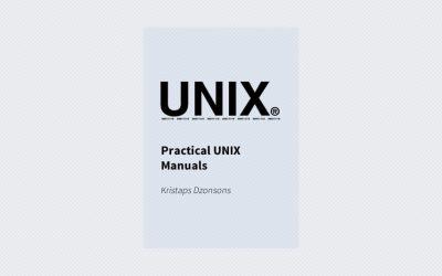 Practical UNIX Manuals