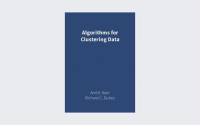 Algorithms for Clustering Data