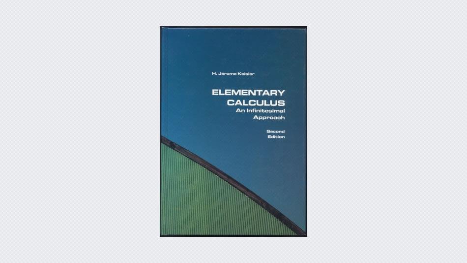 Elementery Calculus. An Infinitesimal Approach
