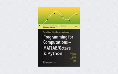 2 Free Programming for Computations Ebooks – MATLAB/Octave & Python
