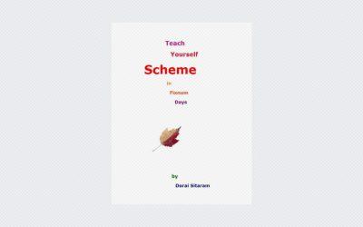 Tech Yourself Scheme in Fixnum Days