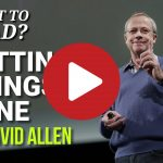 (Video) Book Summary – 14 Amazing Tips from Getting Things Done by David Allen