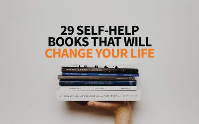 29 Self-Help Books That Will Change Your Life
