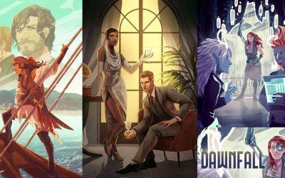 Dawnfall (Interactive Story)