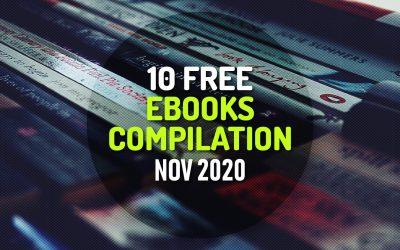 10 Free Ebooks Compilation – November 2020
