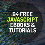 64 Free Javascript Ebooks and Tutorials