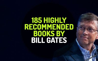185 Highly Recommended Books by Bill Gates On 19 Different Topics