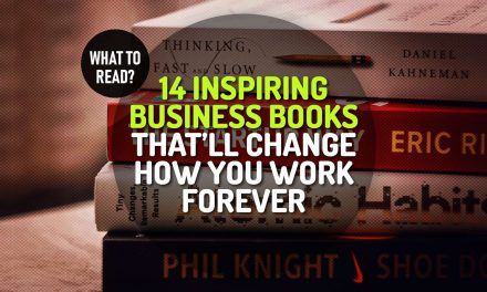 14 Inspiring Business Books That Will Change How You Work Forever