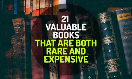 21 Valuable Books That Are Both Rare and Expensive